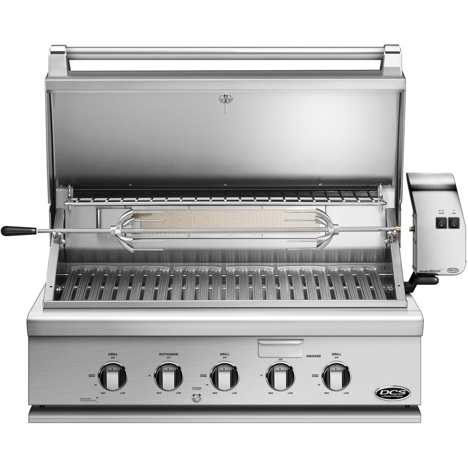 the 16 best rotisserie grill & rotisserie smokers