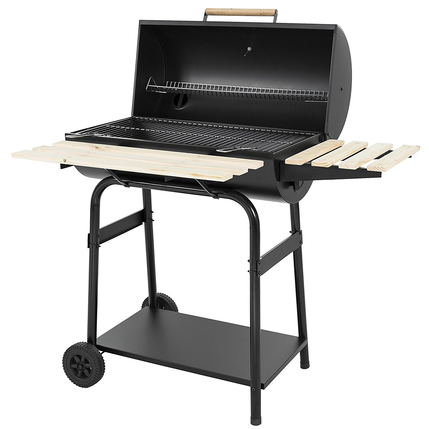 Great Bbq Pit Set Up For The Backyard Perfect Under The: Top 13 Best Charcoal Grill Under $100