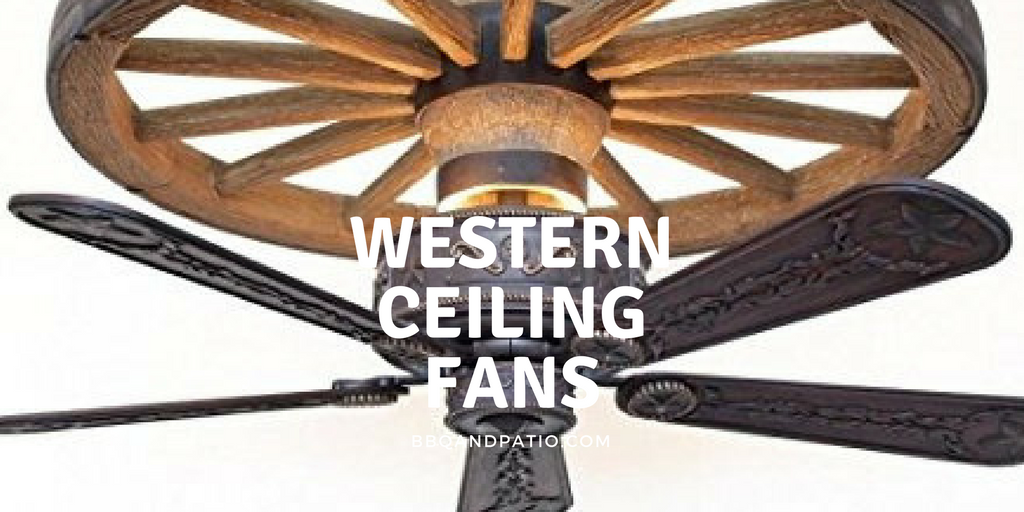 The Top 18 Western Ceiling Fans