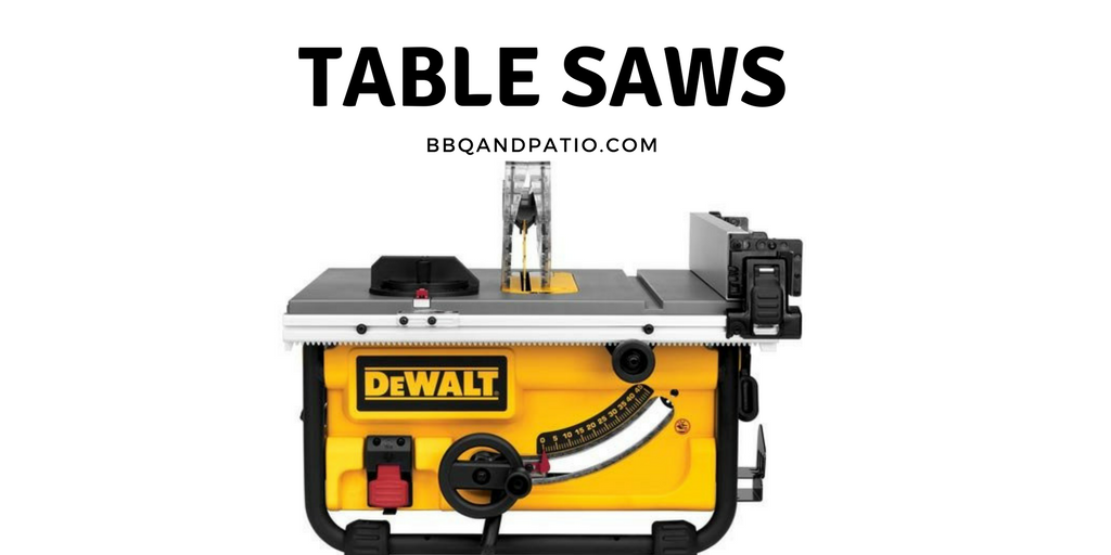 The Top 10 Best Table Saw Under 500