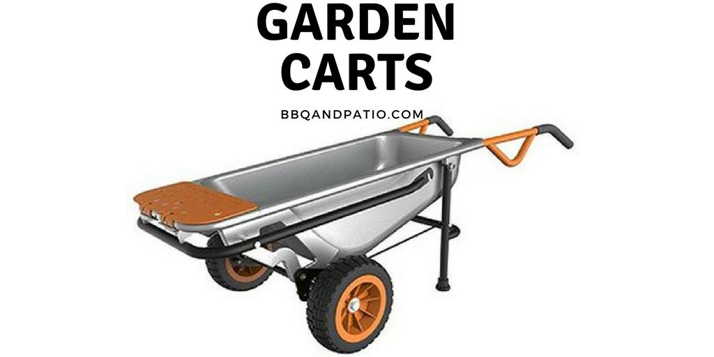 The Top 15 Best Small Garden Cart