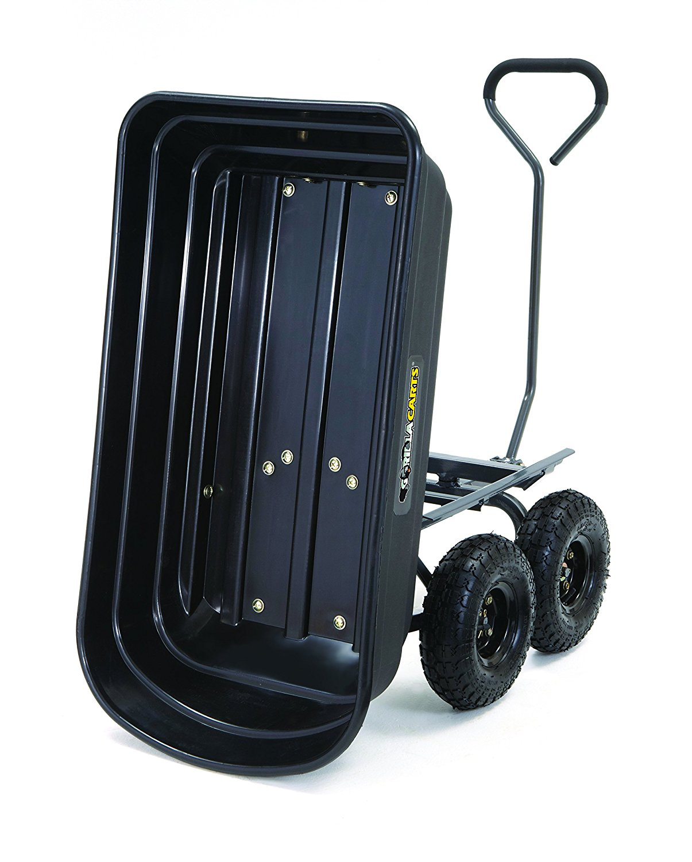 Gorilla Steel Best Small Garden Cart · Best Garden Cart
